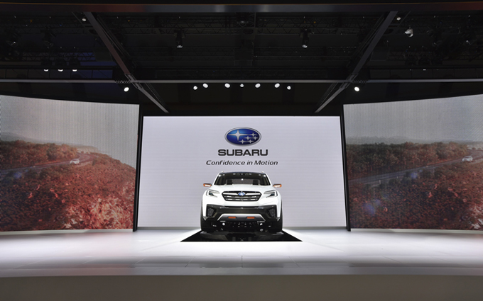 Subaru: un CUV del tutto elettrico potrebbe arrivare nel 2021