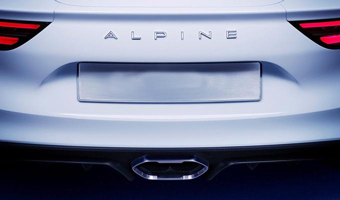 Alpine: sfida alla Jaguar F-Pace