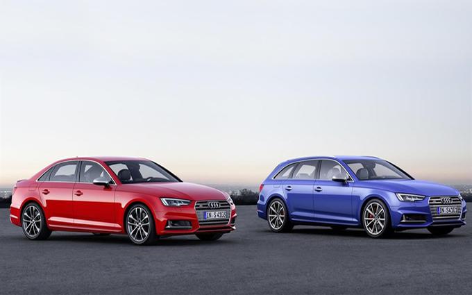 Audi S3 e S4: parte la prevendita in Italia