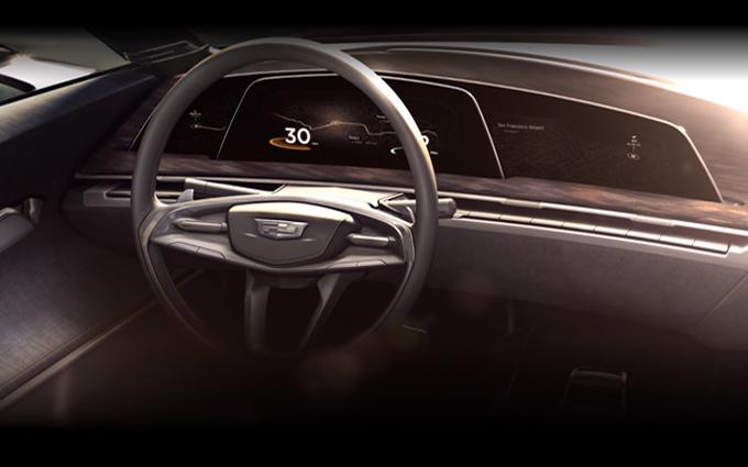 Cadillac: nuova concept car al Monterey Car Week [VIDEO]