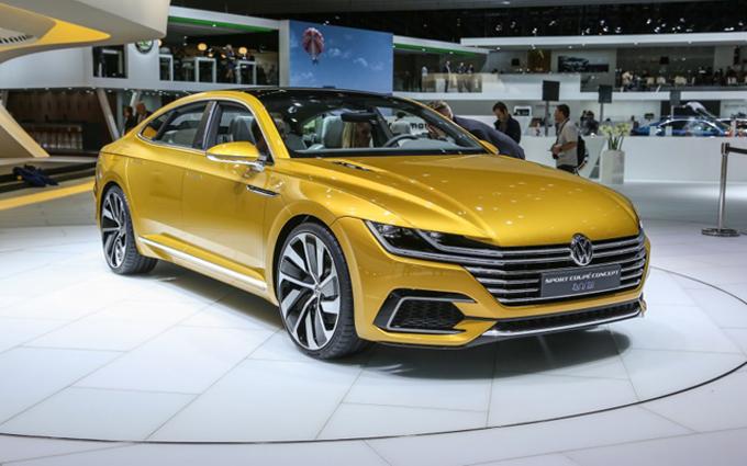 Volkswagen CC II 2017: la seconda generazione avrà una nuova denominazione?