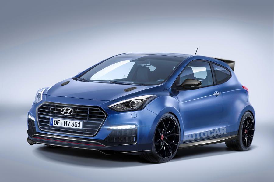 Hyundai i30 N: sarà la rivale della Ford Focus RS?