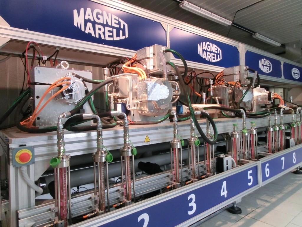 Fiat Chrysler Automobile tratta con Samsung per Magneti Marelli