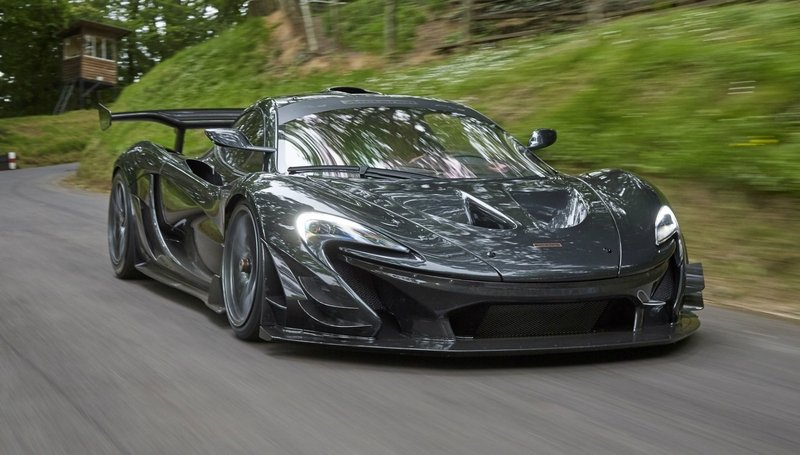 McLaren P1 LM: tenterà il record al Nurburgring?