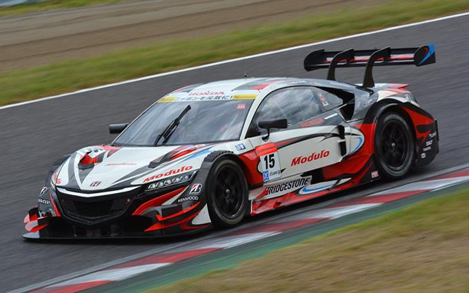 Honda NSX: prima pole position stagionale alla 1000 km di Suzuka