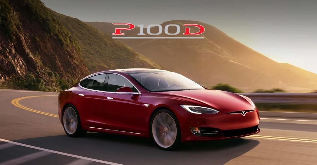 Tesla Model S P100D: svelata la top di gamma