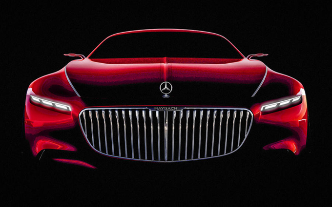 Mercedes Maybach: svelata la seconda immagine teaser