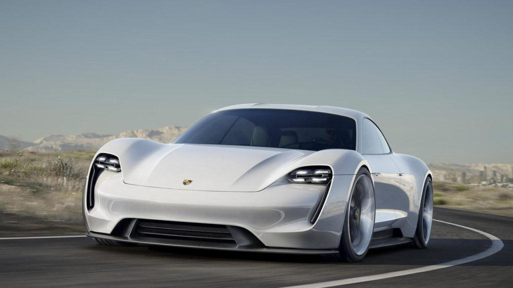 Porsche: Mission E entro il 2020 [VIDEO]