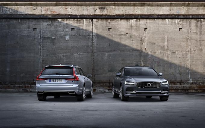 Volvo S90 e V90 (Polestar Performance Optimisation)