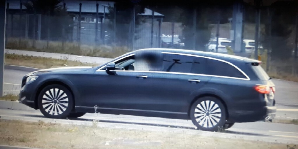 Mercedes Classe E SW All Terrain: nuovi test drive [VIDEO]