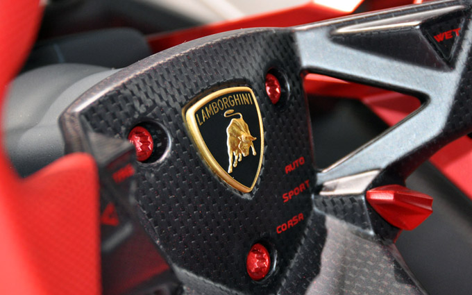 Lamborghini, fibra di carbonio: siglato l'accordo con la Mitsubishi Rayon