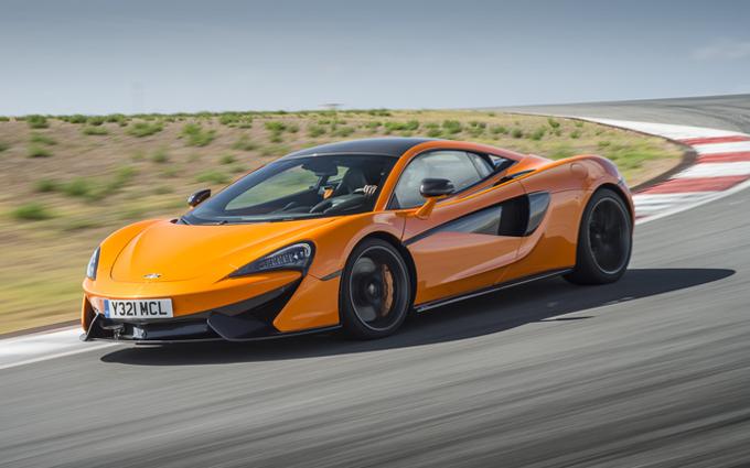 "McLaren 570S: nominata ""Best Driver's Car for 2016"" da Motor Trend"