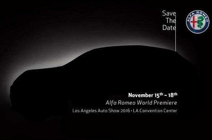 Alfa Romeo Stelvio: rilasciato il primo TEASER ufficiale