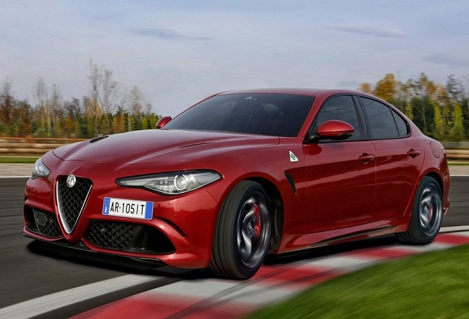 Alfa Romeo Giulia Quadrifoglio, giro record al Nurburgring: