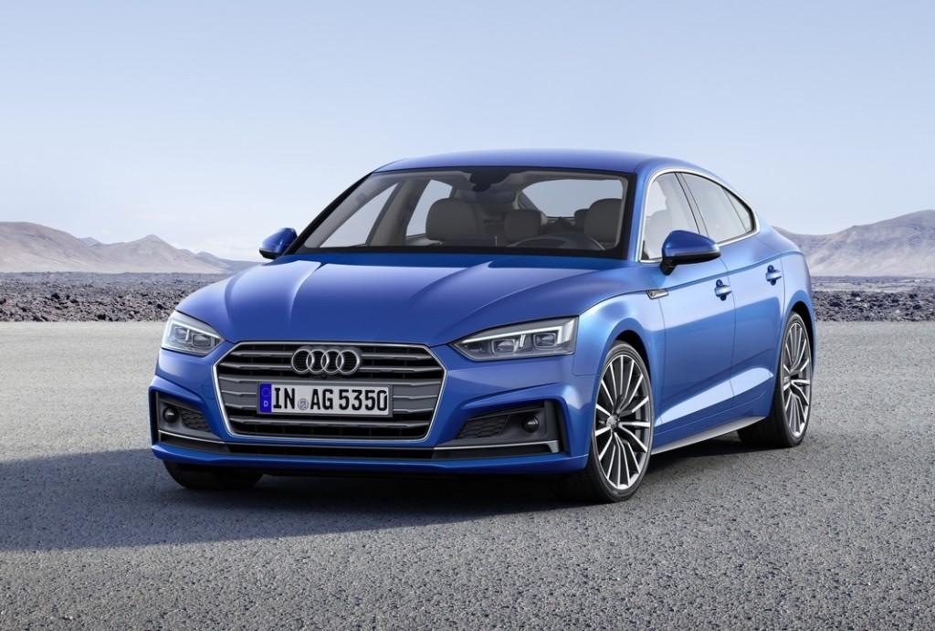 Nuova Audi A5 Sportback, mai così sportiva e tecnologica