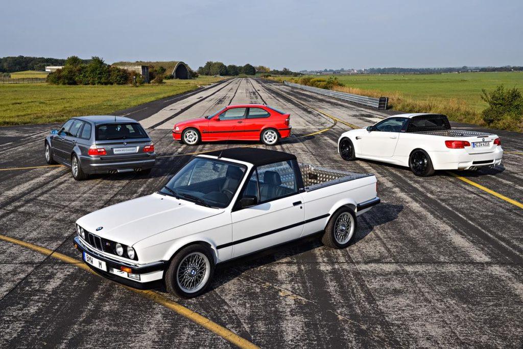 BMW M3 - Prototipi inediti