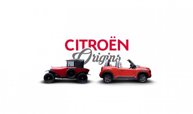 Citroën Origins: un'immersione nella storia del doppio Chevron