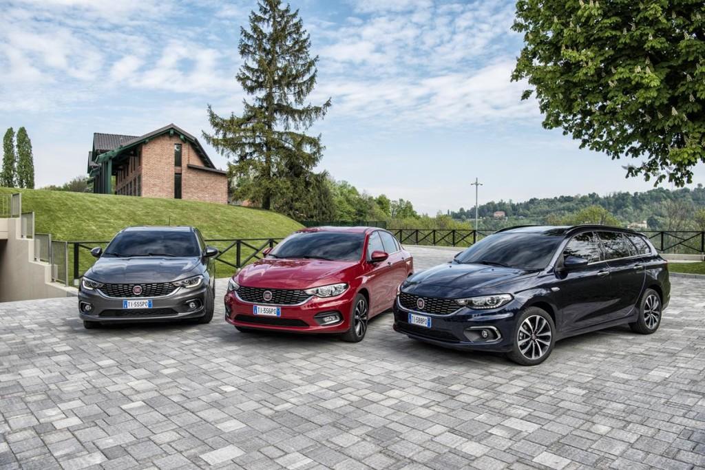 Fiat Tipo: è la terza auto più venduta in Italia