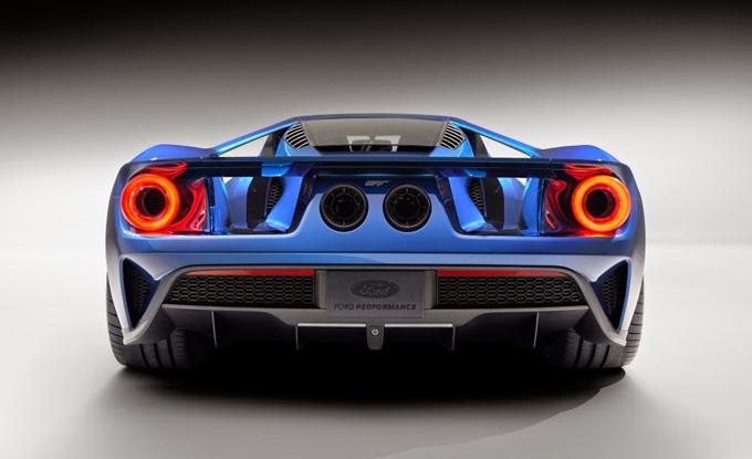 Modelli Ford Performance