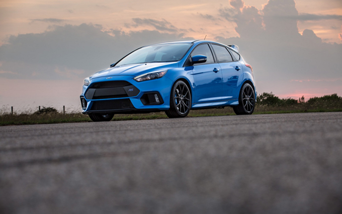 Ford Focus RS: 55 CV in arrivo da Hennessey Performance [VIDEO]