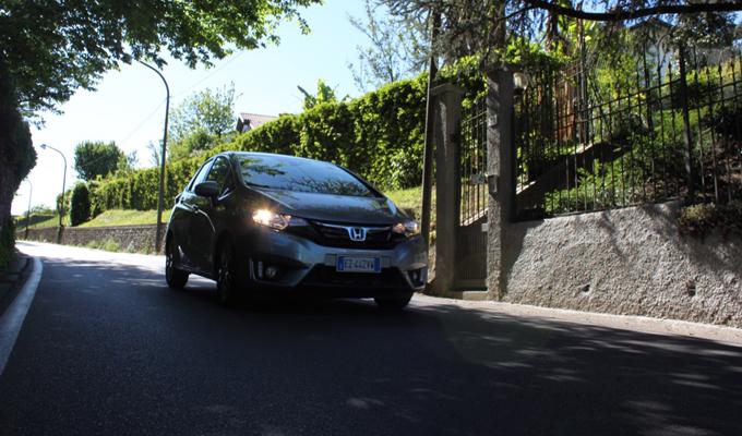 Honda Jazz MY 2016 - Prova su strada