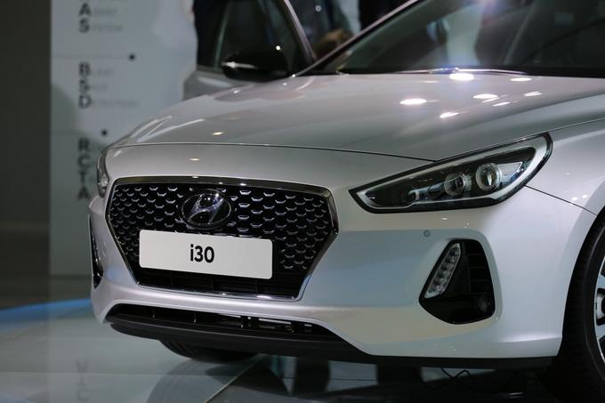 Hyundai i30 MY2017