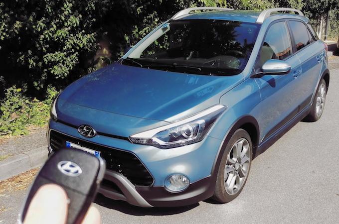 Hyundai i20 Active T-GDI Xpossible [PROVA SU STRADA]