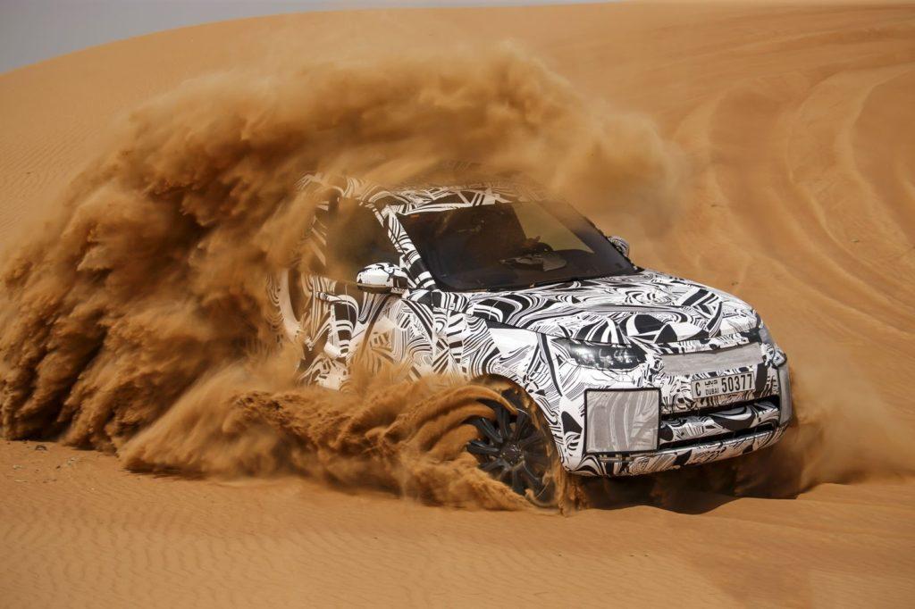 Nuova Land Rover Discovery: ecco cosa riesce a fare in fuoristrada [VIDEO]