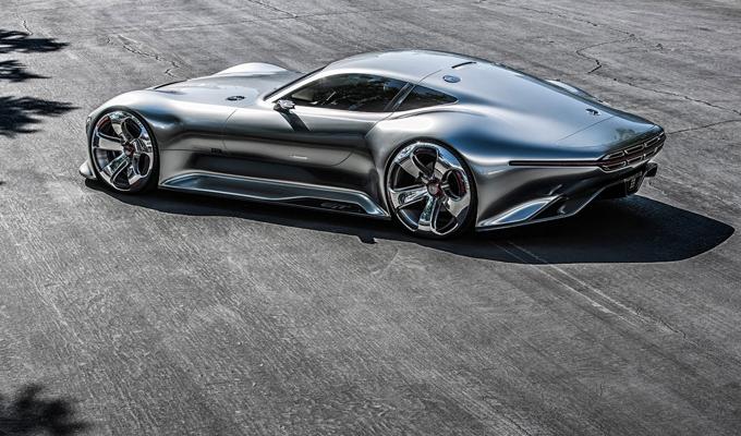 Mercedes-AMG hypercar: potrebbe debuttare già al Salone di Parigi