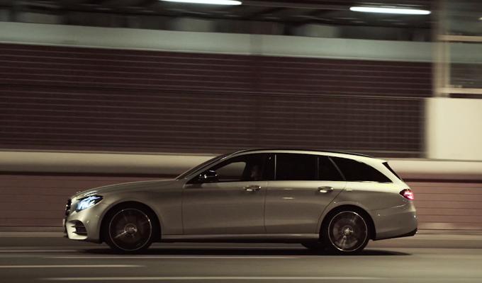 Mercedes Classe E SW MY 2017: guardare verso direzioni più ampie [VIDEO]