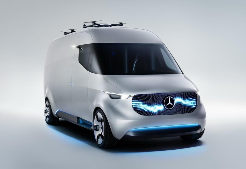 Mercedes Vision Van Concept