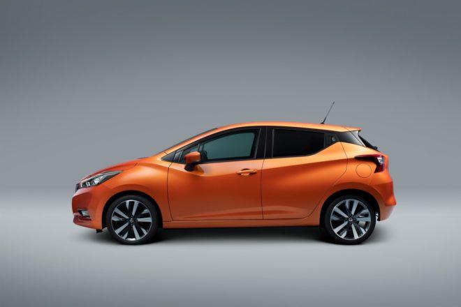 Nissan Micra, debutta a Parigi la 5° generazione della compatta di successo