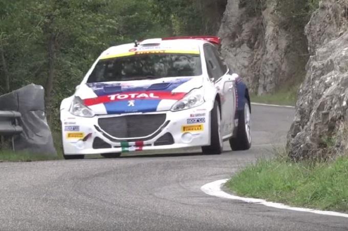 Le emozioni Peugeot al Rally di Roma Capitale 2016 [VIDEO]