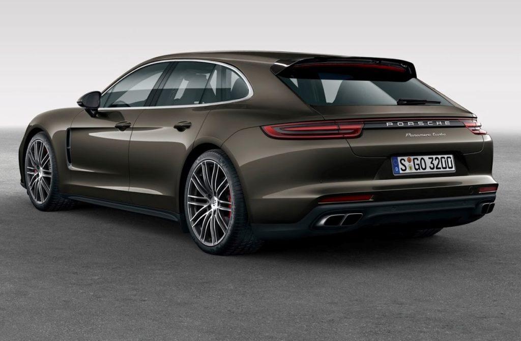 Porsche Panamera Sport Turismo debutterà a marzo 2017 al Salone di Ginevra