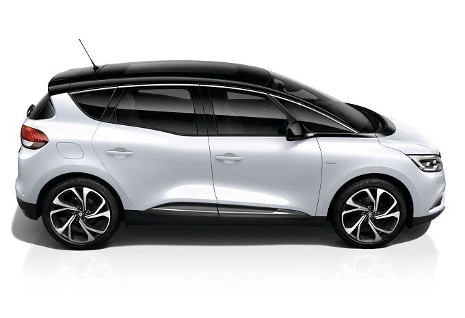 Renault Scenic Edition One, versione speciale per il lancio