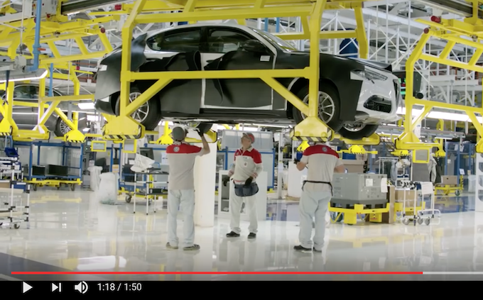 "Alfa Romeo Stelvio, ""comparsa"" in un video ufficiale su YouTube"