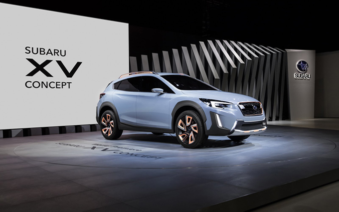 Subaru XV: la seconda generazione rimarrà fedele alla Concept