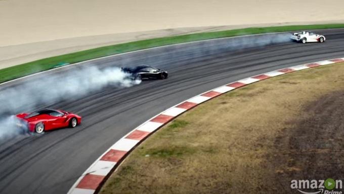 The Grand Tour, l'ex trio di Top Gear sta per tornare: si parte il 18 novembre [TRAILER]