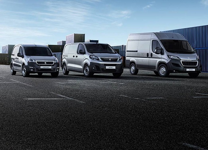 Peugeot, 4 giorni di vantaggi esclusivi sulla gamma di veicoli commerciali