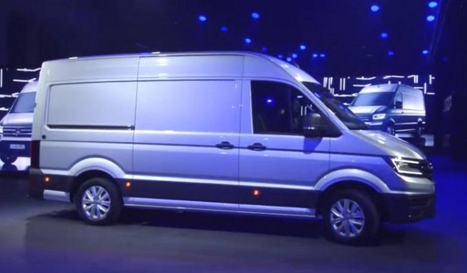 Nuovo Volkswagen Crafter: presentazione LIVE STREAMING