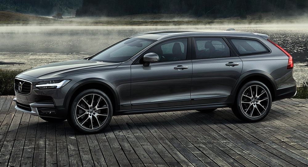 Volvo V90 Cross Country, svelata la data d'uscita