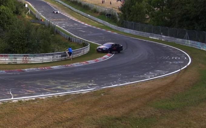 Nurburgring, sfiorato il dramma durante i track day [VIDEO]