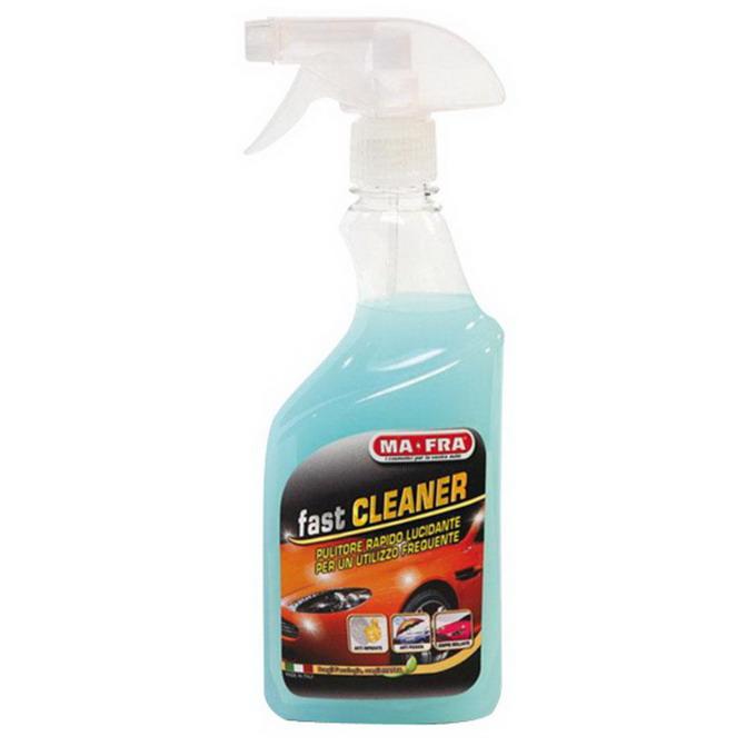 MA-FRA Fast Cleaner: il prodotto quick-detailer per un intervento sempre rapido
