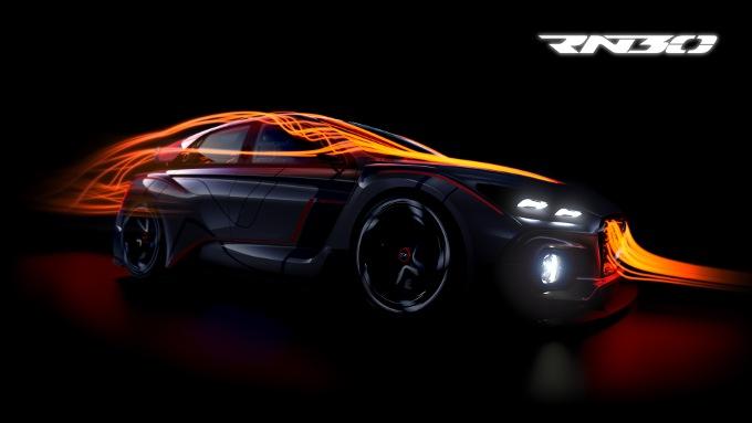 Hyundai RN30 N concept: prototipo racing ad alte prestazioni al Salone di Parigi 2016
