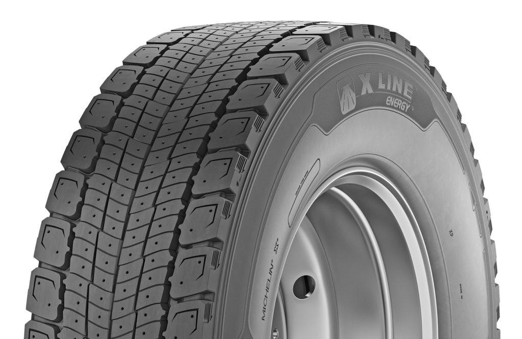I nuovi pneumatici Michelin X-Line Energy primo equipaggiamento del nuovo Iveco Stralis in versione XP e NP
