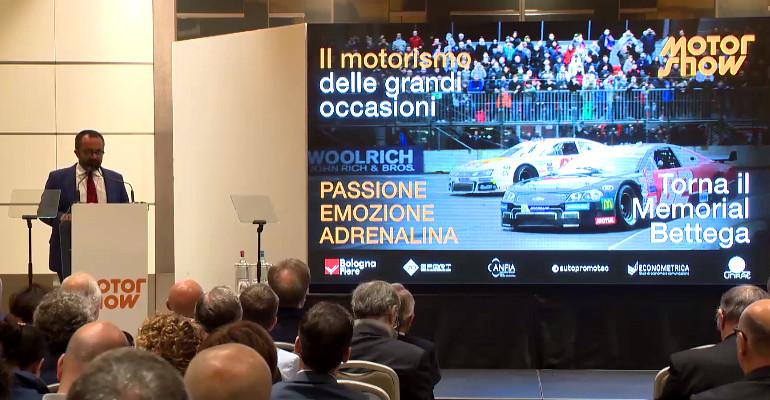 Torna Motor Show a Bologna,3-11 dicembre