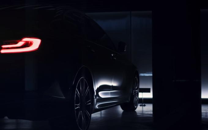 BMW Serie 5: il TEASER della settima generazione