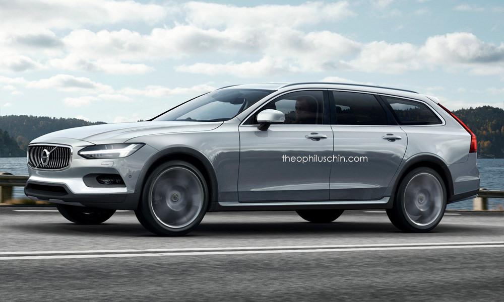 Volvo V90 Cross Country: rilasciato il primo teaser [VIDEO]