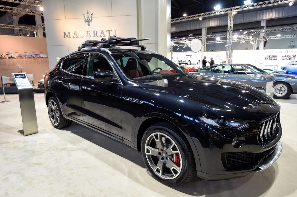 Maserati ad Auto e Moto d'Epoca 2016 [VIDEO]