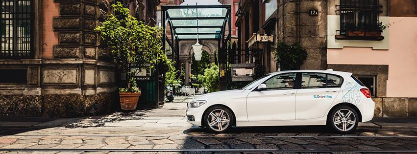 DriveNow: al via il car sharing di BMW e Sixt